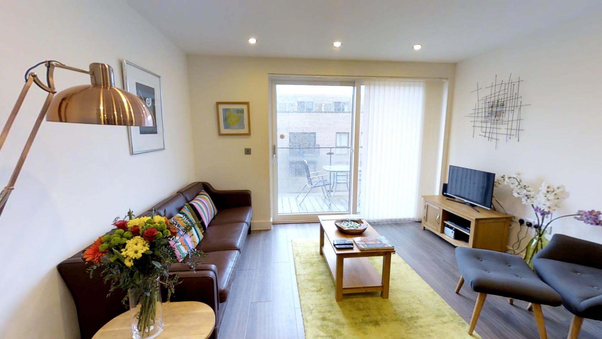 Spacious apartments in a central Cambridge location.